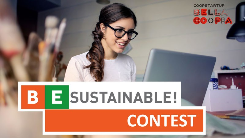 Novità in arrivo: BE SUSTAINABLE CONTEST