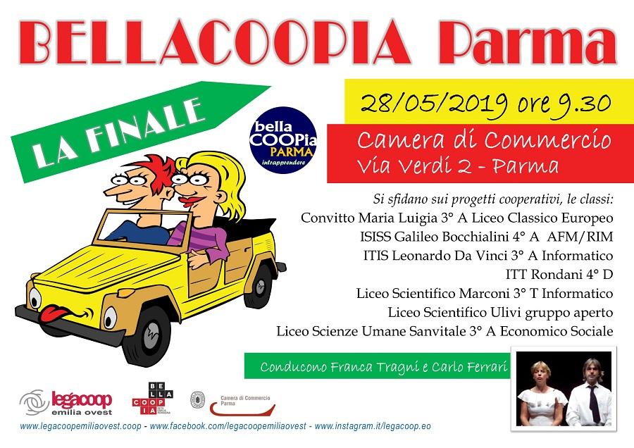 Parma verso la finale di Bellacoopia